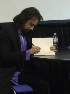 David Masciotra Book Signing
