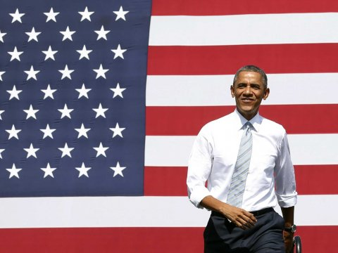 barack-obama-american-flag